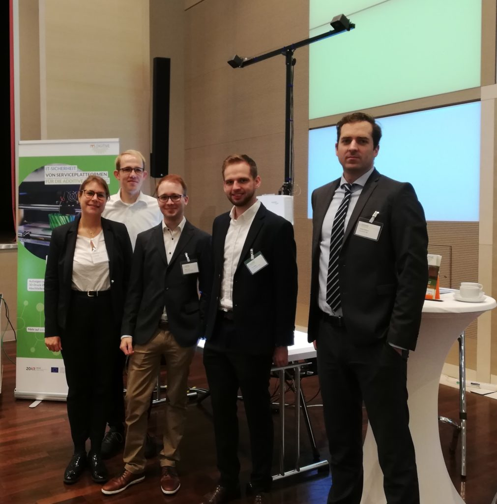 ITS Digitive beim Zukunftskongress Logistik
